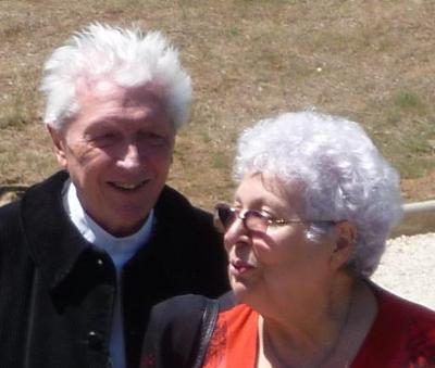 Myriam et Bernard Charles en 2010