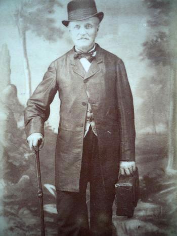 Louis Lance (1824-1891). Excellent colporteur de l'agence française de la société biblique britannique, il a travaillé surtout dans le Sud-Ouest de la France.