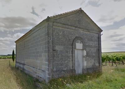 Le temple de Tarsac en Saint-Antonin, aujourd'hui.