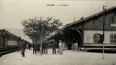Culoz Gare