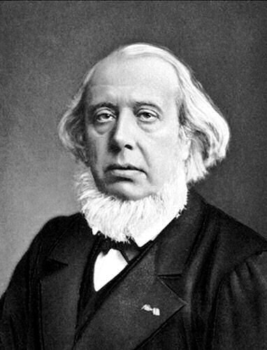 Le pasteur et avocat Edmond  de Pressensé (1824-1891), défenseur des protestants sous l'Empire, futur sénateur sous la République