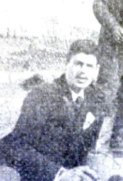 """Le pasteur Thomas Hocart, alors jeune pasteur en kabylie  vers 1898 (cliché paru dans le journal """"L'Évangéliste"""")"""