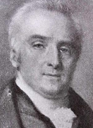 John Owen (1790-1846), un des fondateurs de la BFBS.