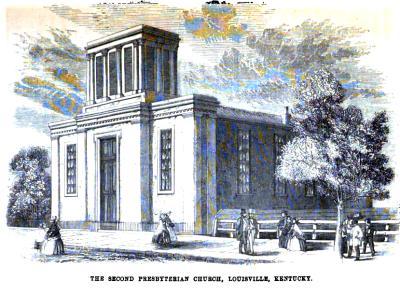 2e église presbytérienne Louisville