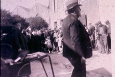 Chants protestants à Pont-L'Abbé (années 30)