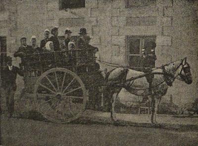"""""""On part pour évangéliser"""". Neuville-en-Poitou (Société Évangélique de Genève, rapport de 1893)"""