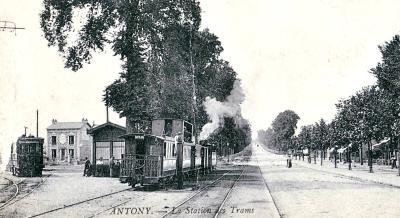 Anthony tramway