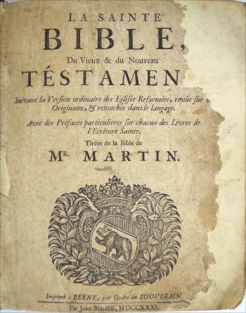 Bible version Martin