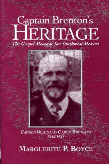 Reginald Carey Brenton