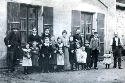 Boutonnet à Cognac-Le-Froid 1907