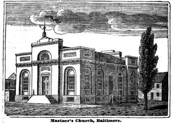 L'église des marins de Baltimore