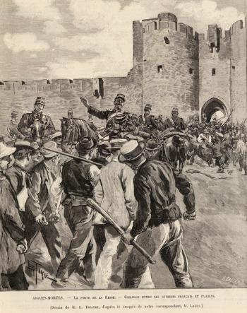 émeutes d'Aigues-Mortes 1893