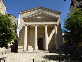 Le temple des Chartrons à Bordeaux (WikiCommons)