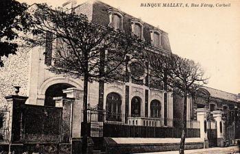 Banque Mallet Corbeil