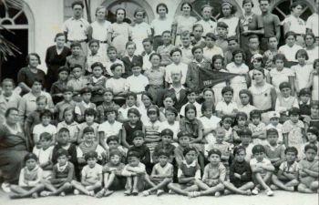 Eclaireurs fraternité de Nantes 1934
