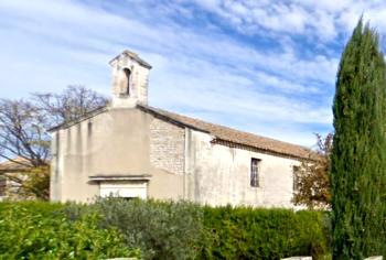 Mouriès temple