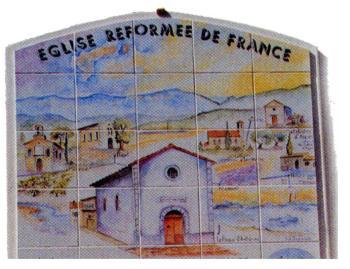 temple la Roque d'Anthéron