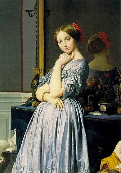 Louise de Broglie, comtesse d'Haussonville (Wiki Commons)
